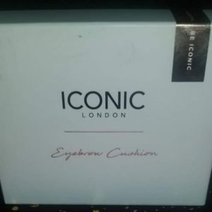 NIB Iconic London Eyebrow Cushion
